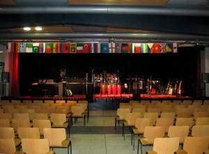 Konzert in der Aula