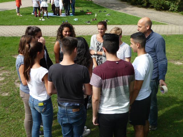 Sunderhof 2015 – Kennenlernfahrt für alle neuen Oberstufenschüler