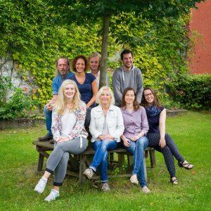 Team der Sonderpädagogen 2016