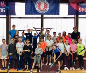 Kooperation mit dem Uhlenhorster Hockey Club