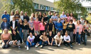 Erasmus+ Gäste Oktober 2020