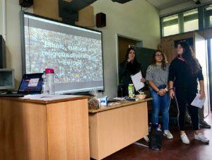 Erasmus+ Bei der Arbeit September 2020